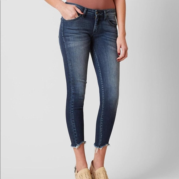 Kancan Jeans Kancan Skinny Vbk195a Jeans Raw Ankle 24 Poshmark